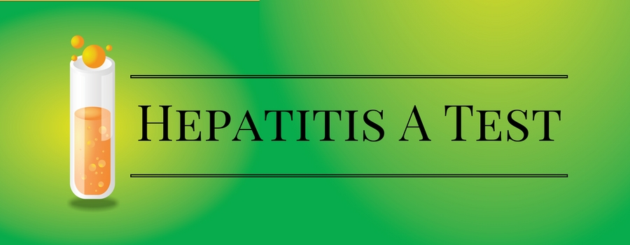 Hepatitis A Test